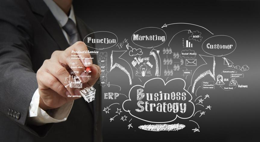 Business Strategy – Ayat Saleh