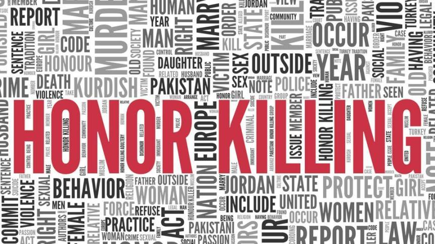 Murder in the Name of Honour: A BookReview